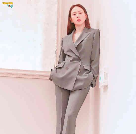 Son Ye-Jin Diet Plan and Workout Routine