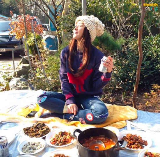 Ha Ji-Won Diet Plan