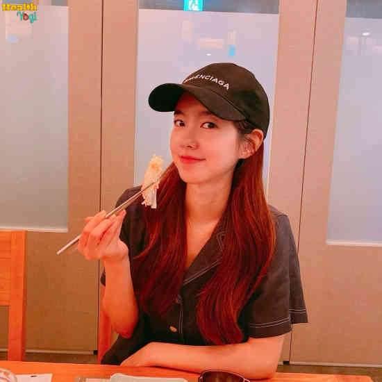 Jin Se-Yeon Diet Plan
