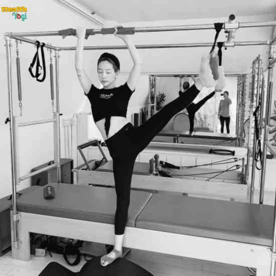 Taeyeon Workout Routine