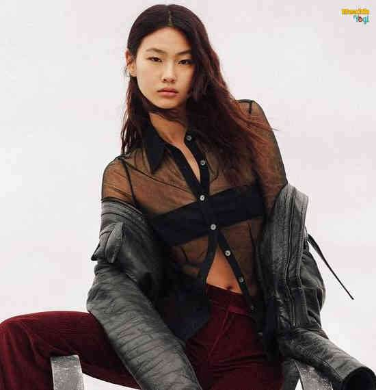 HoYeon Jung Diet Plan and Workout Routine