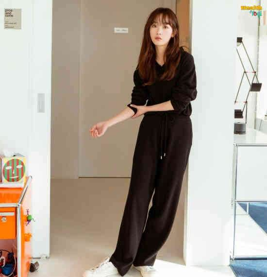 Lee Yoo-Mi Workout Routine
