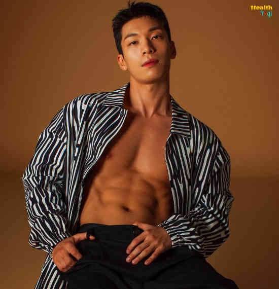 Wi Ha-Joon Workout Routine and Diet Plan